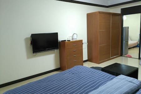 A big bed apartment nearly the sea--New blogs - Wenchang