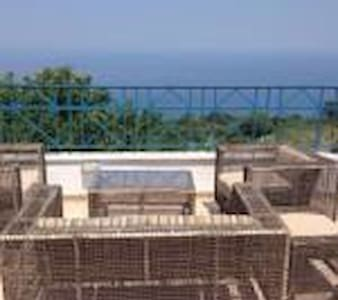 Luxury 2 guests flat 3klm from sea - Karitsa - Apartment - 2