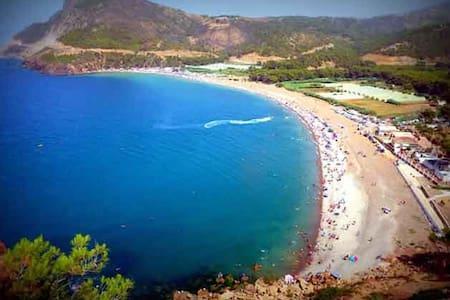 Cabanon 4-7 pers vue sur mer a sidi merouane