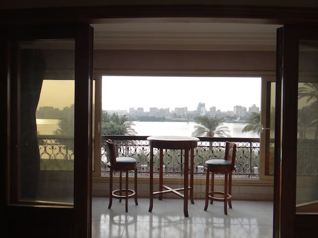 Nile, Panoramic View, 3 Bedrooms