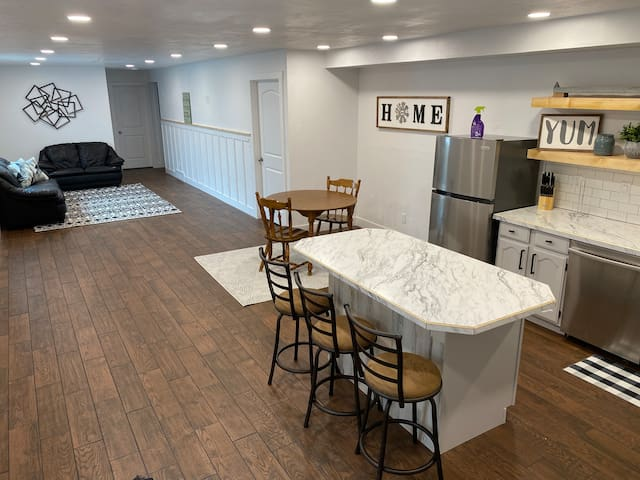 Entire Basement Apartment