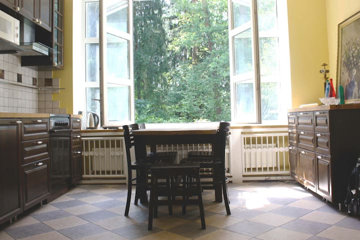 Beautiful Russian country house - Nikolina Gora - Talo