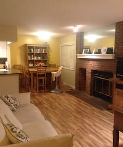 Family-Friendly Home in Beautiful Lakewood