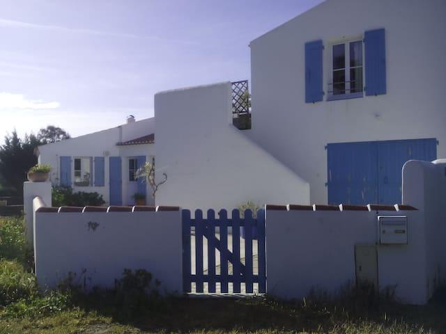 Appartement ile d'yeu - ker châlon - L'Île-d'Yeu - Apartemen