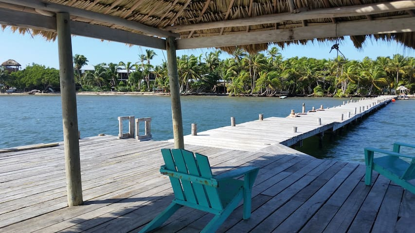 Calypso Island Lodge, Lighthouse Reef Atoll Belize