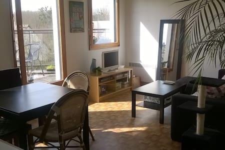 Appartement 51m2 calme et lumineux avec balcon - Sainte-Geneviève-des-Bois - Квартира