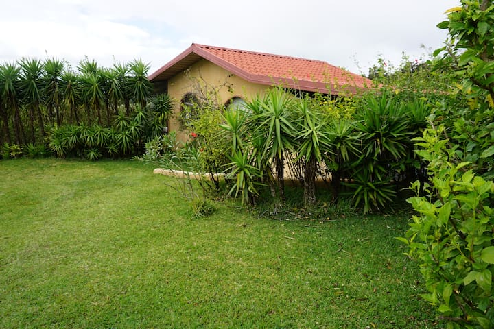Costa Rica Lake Arenal area