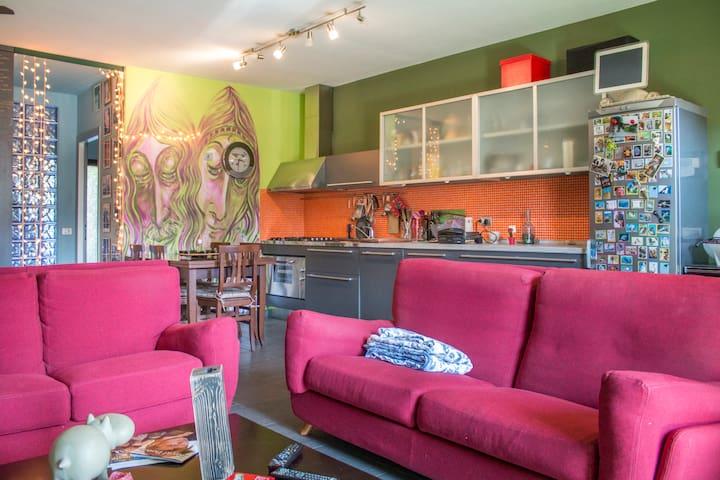 Casa Dedaglia - Alzate Brianza - Apartemen