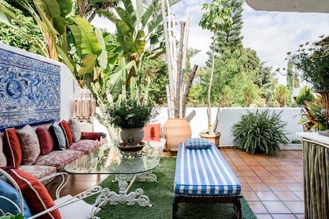 Apt Las Lomas Marbella Club Golden Mile