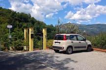 Villa Primula - Private double room & en suite