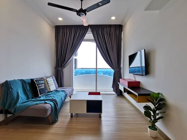 ✮The Wave✮ Malacca Cozy Home✿ Family Suites #TW22B