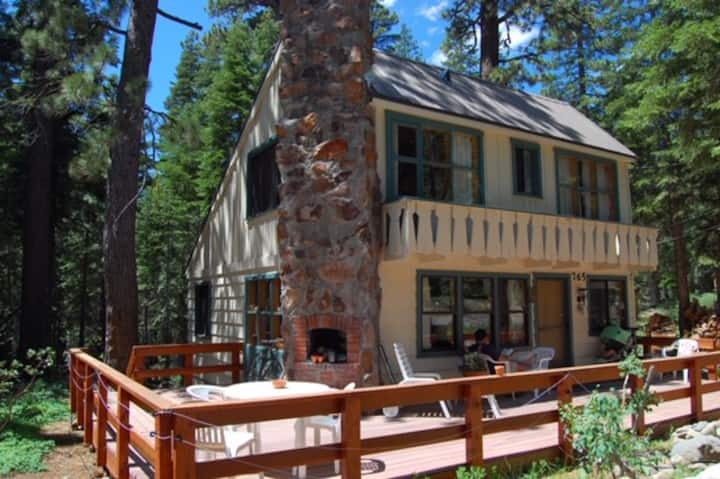 Charming Lundell Cabin
