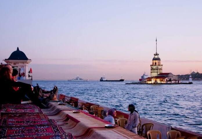 Cozy room in the heart of Istanbul, Üsküdar