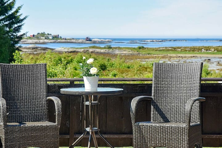 5 star holiday home in Farstad