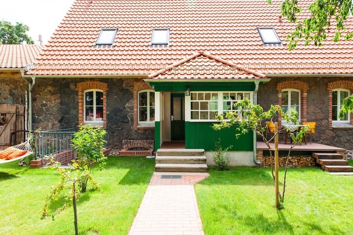 """Apart. """"Gerda"""" im Alten Backhaus, inkl. Sauna"""