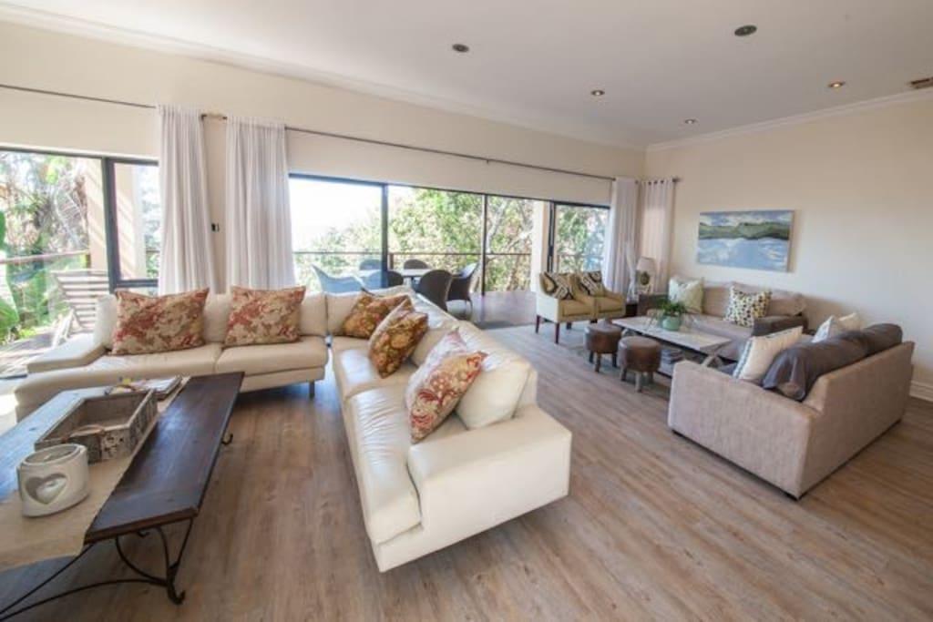 Lounge area - 14 Imithi - Zimbali Coastal Resort - Beach Estate