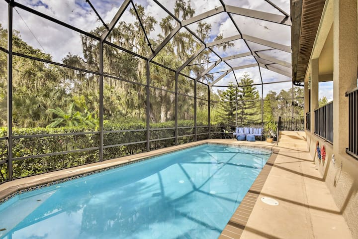 Riverview Home w/ Pool - 13 Mi to Downtown Tampa!
