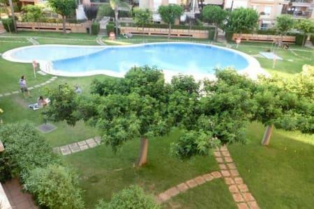 3D, luminoso con piscina comunitaria - Campolivar