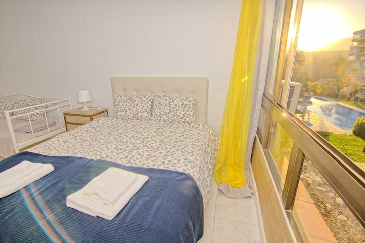 Cozy studio en Torremolinos, La Colina