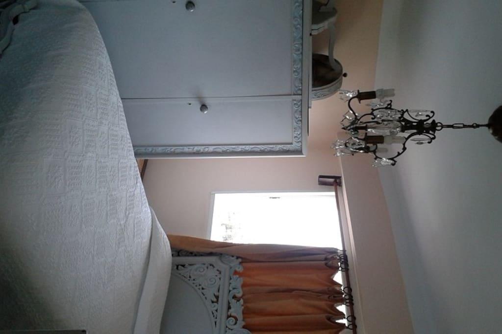 habitación 1 cama matrimonial, aire acondicionado