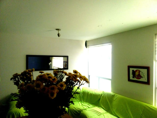 Nice room, all services at the south of the city - Sur CDMX - Apartment