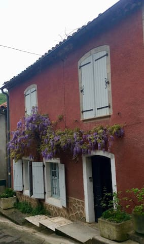 La Maison Rouge, Bruniquel - Bruniquel - Bed & Breakfast