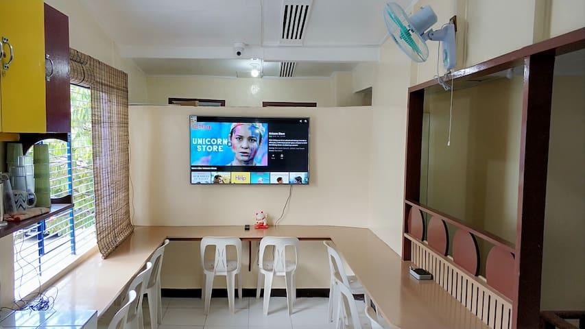 Private AC Room Makati Ave Century City Poblacion