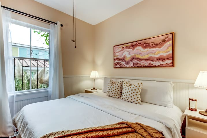 Perfect Cottage Getaway in Downtown Savannah
