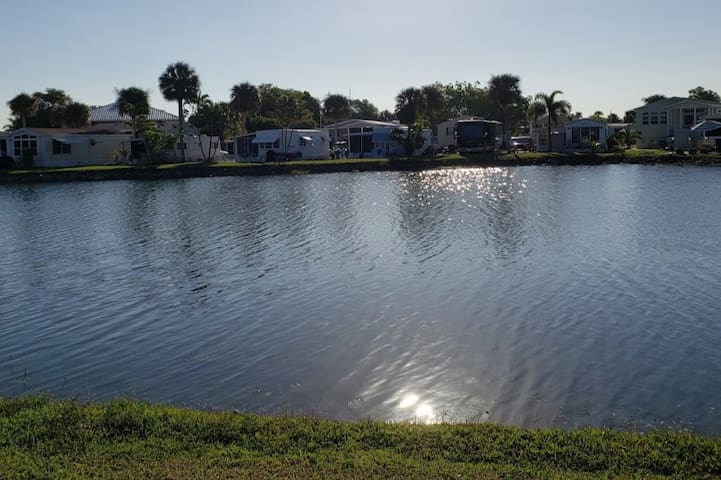 My Fort Myers Beach/Sanibel Peaceful Place