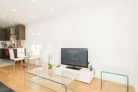 STUNNING 1 BED  CENTRAL LONDON APARTMENT WITH GYM - Lontoo - Huoneisto
