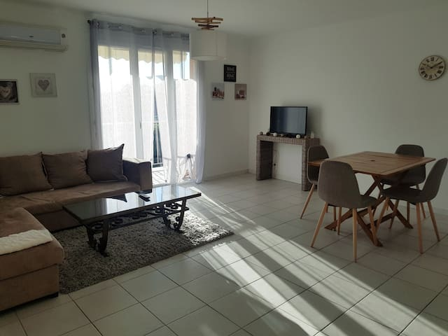 Appartement T2 situé à Draguignan