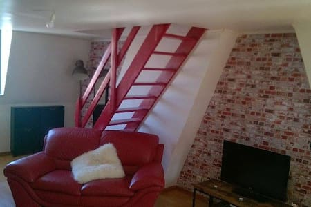 Petit appartement en duplex vauban - Appartement