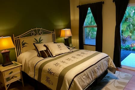 Clean, Comfortable Bedroom in Kona - Kailua-Kona - Hus
