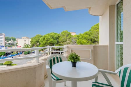 YourHouse Grillo, beach apartment for 4 people in Cala Ratjada