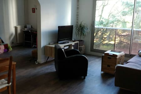Appartement f3/f4 à saint leu la forêt.7min gare - Saint-Leu-la-Forêt - Appartement