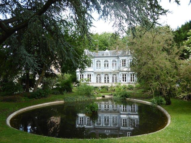 Maison élégante au cadre unique - 55 m² - Piscine