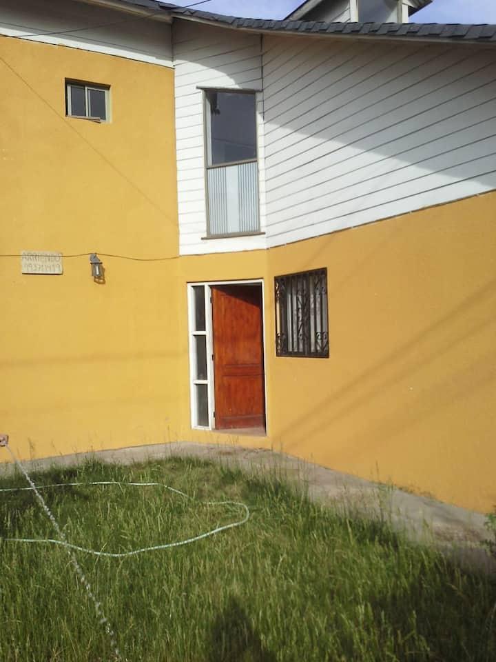 Alojamiento con vistas en Santa Cruz