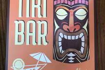 Welcome to YOUR Tiki Bar.