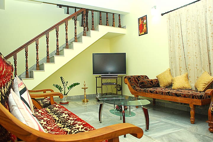 Spacious 3 bedroom in the Heart of Kochi