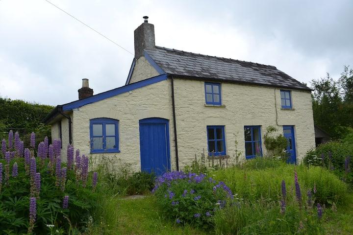 Ty-Nesa, a holiday cottage near Hay-on-Wye
