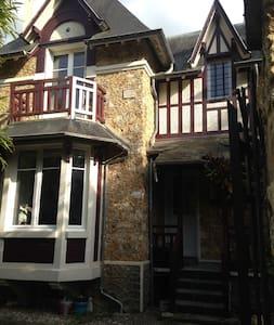 Jolie maison avec jardin 20' Paris - La Frette-sur-Seine - 獨棟