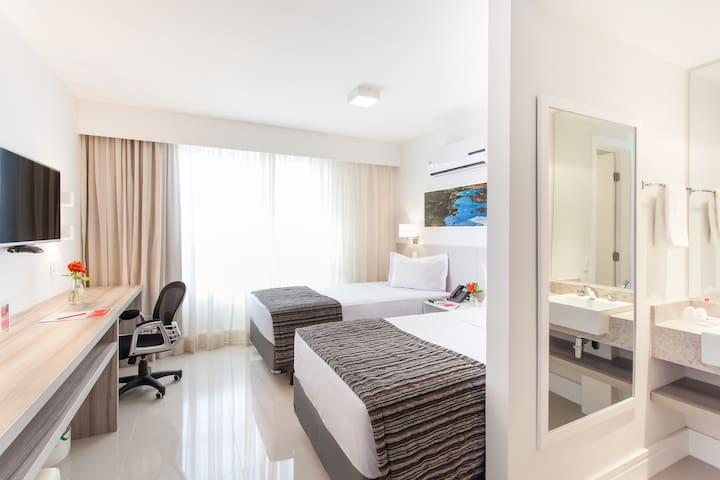 Ramada Hotel e Suites Campos Pelinca - Campos