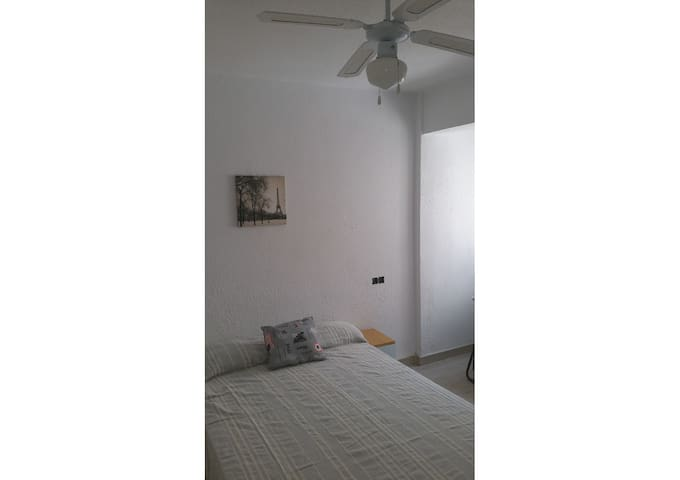 Bedroom2.  all the bedrooms have ceiling fans