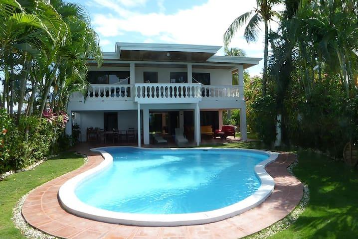 Villa Ola de Mar au bord du golfe de Nicoya