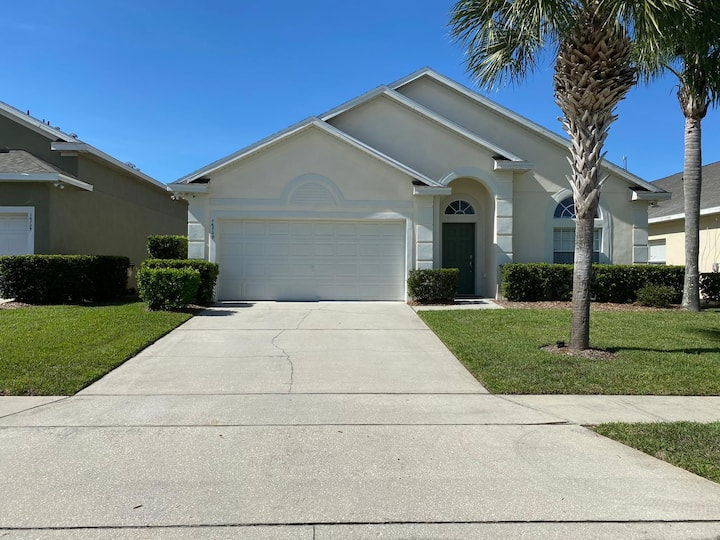 Modern Style Home/Pool/Ace Location/15 Mins Disney