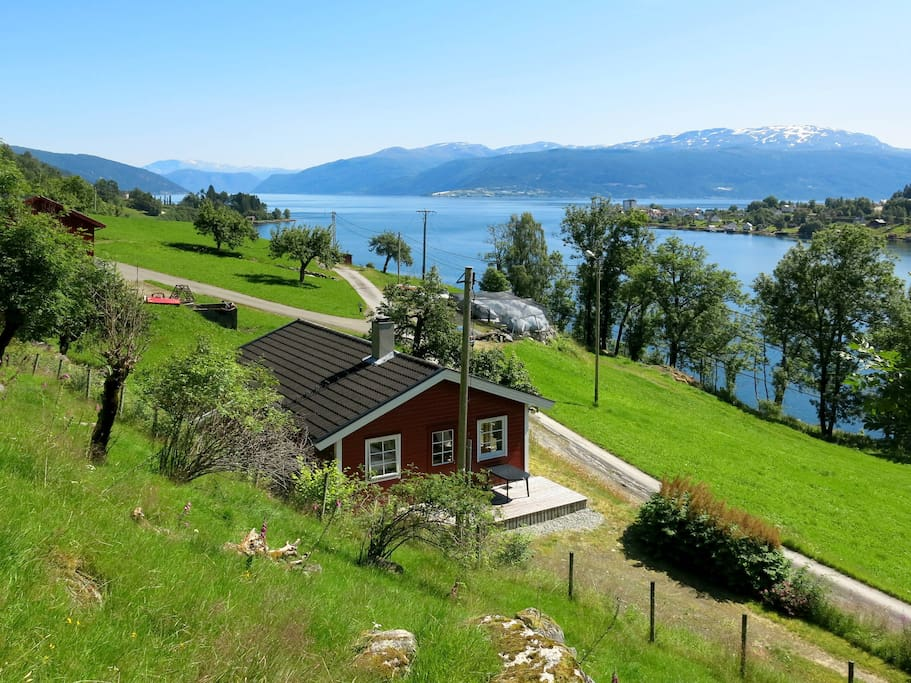 Comfortable holiday home in sognefjord sunnfjord nord for Fumer dans la salle de bain