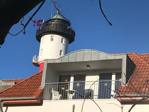 """Wohlfühl-Ferienwohnung am """"Alten Leuchtturm"""""""