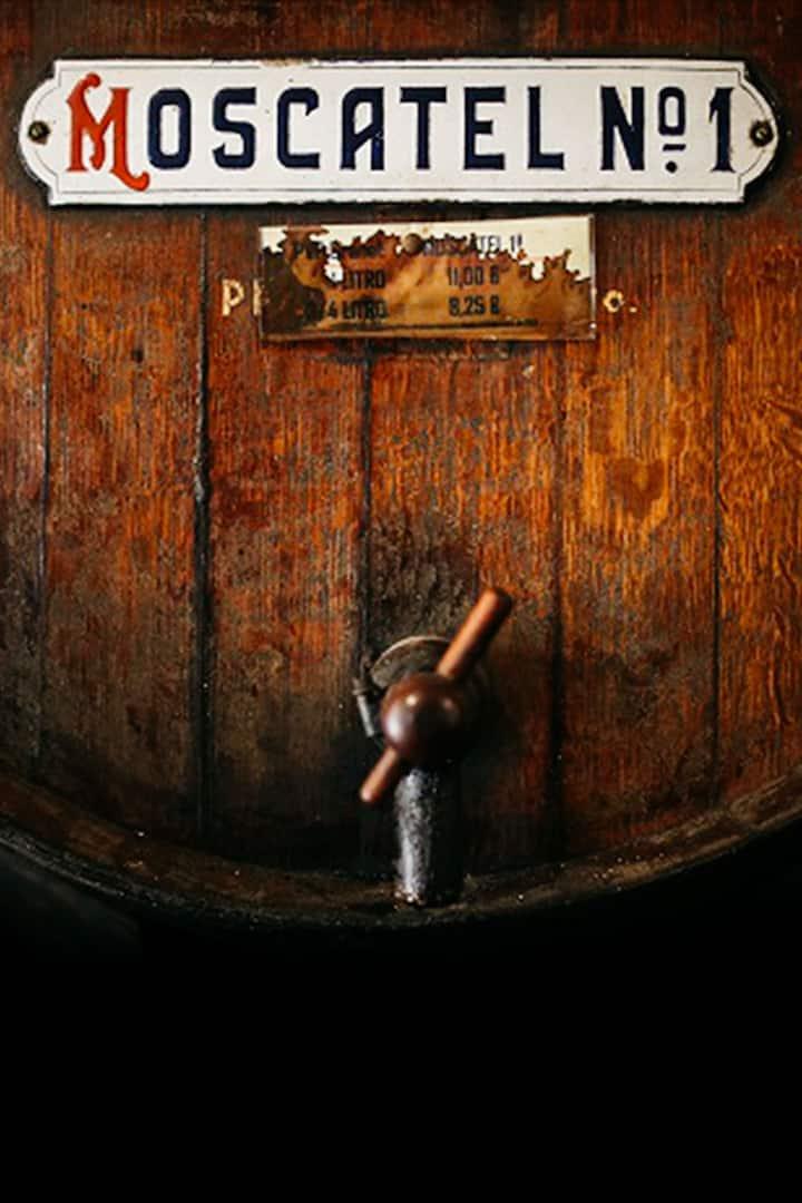 Moscatel wine
