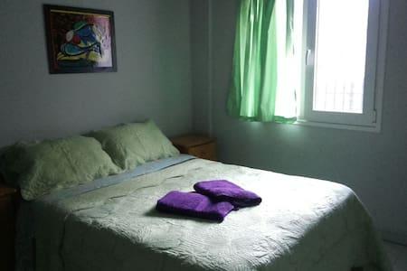 Habitación cama 2 plazas Ushuaia - Appartement