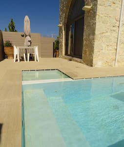 4 persons villa in Gouves 250m-sea - Gouves - วิลล่า